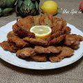Carciofi fritti croccanti - Antipasto o contorno facile