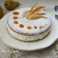 Torta ricotta e pere - Una dessert irresistibile