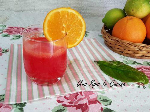 Cocktail analcolici semplici per stuzzicare l'appetito
