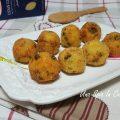 Polpettine di couscous con verdure