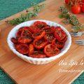 Pomodorini confit - Ricetta passo passo semplice