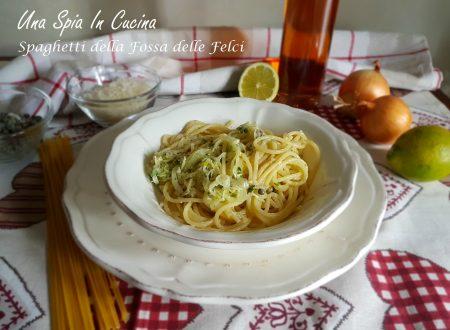 Spaghetti della Fossa delle Felci