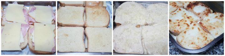 Crosta d'oro - Pancarrè al forno con besciamella