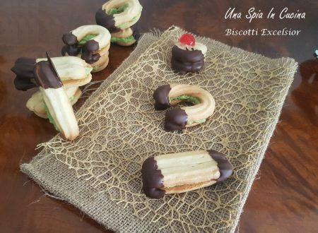 Biscotti Excelsior – Biscotti siciliani da dessert