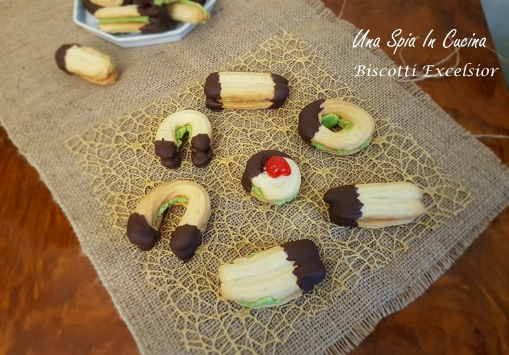 Biscotti Excelsior - Biscotti siciliani da dessert