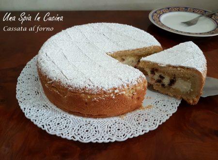 Cassata al forno – ricetta antica siciliana