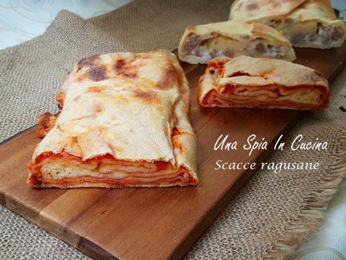 Scacce ragusane – Ricetta tradizionale siciliana