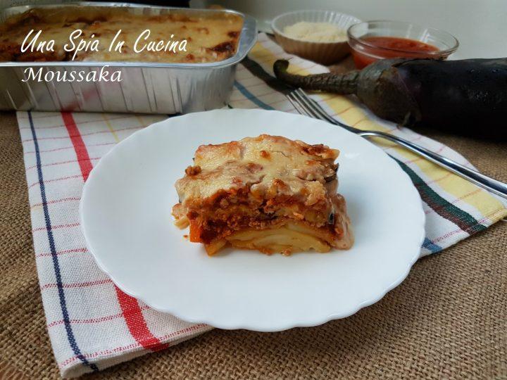 Moussaka - Piatto tradizionale greco