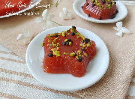 Il Gelo di mellone – Dolce tipico siciliano