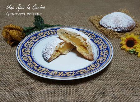 Genovesi ericine – Ricetta siciliana
