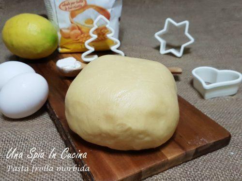 Pasta frolla morbida – base di tanti dessert