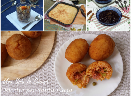 Ricette per Santa Lucia – L'Arancinaday