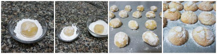 Biscotti morbidi al mandarino