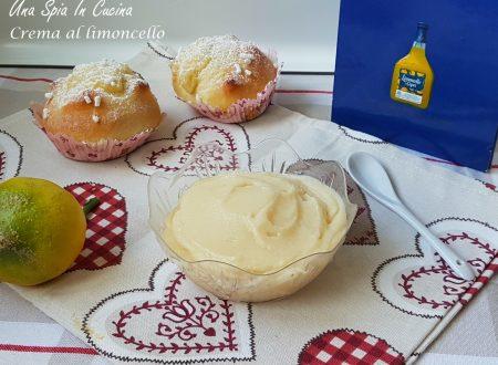 Crema al limoncello per farcire i tuoi dolci