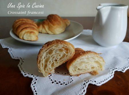 Croissant francese – La ricetta classica