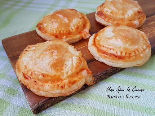 Rustici leccesi – street food salentino