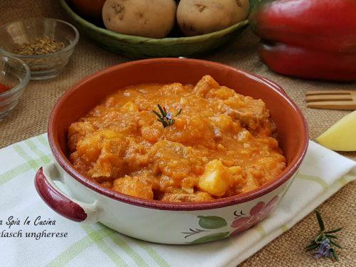 La ricetta del gulasch ungherese