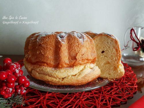 Gugelhupf o Kugelhupf – Dolce natalizio