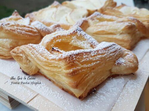 La finta Pasta Sfoglia per preparazioni dolci o salate