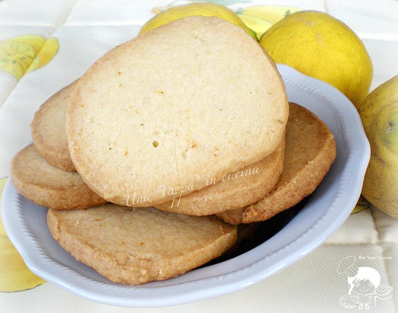 Shortbread al limonev