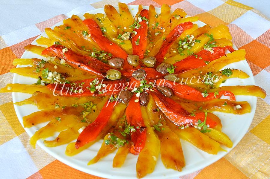 Peperoni marinati