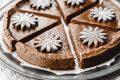 Crostata al cioccolato senza lattosio
