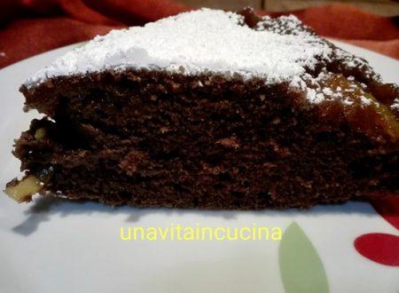 Torta cioccolato e arancia