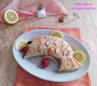 Finto pesce