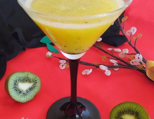Aperitivo analcolico al kiwi
