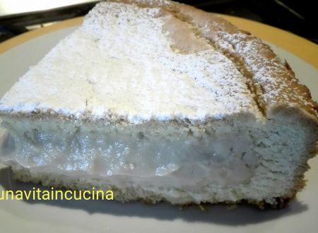 Torta con crema al marsala