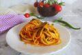 Spaghetti con fagiolini