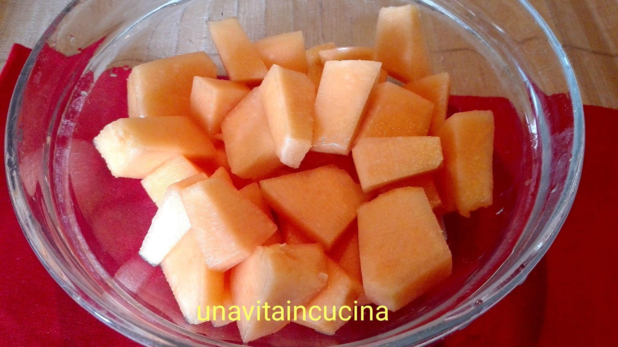crema al melone
