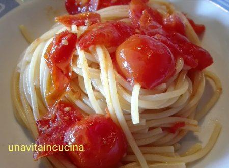Spaghetti alla san giovanella