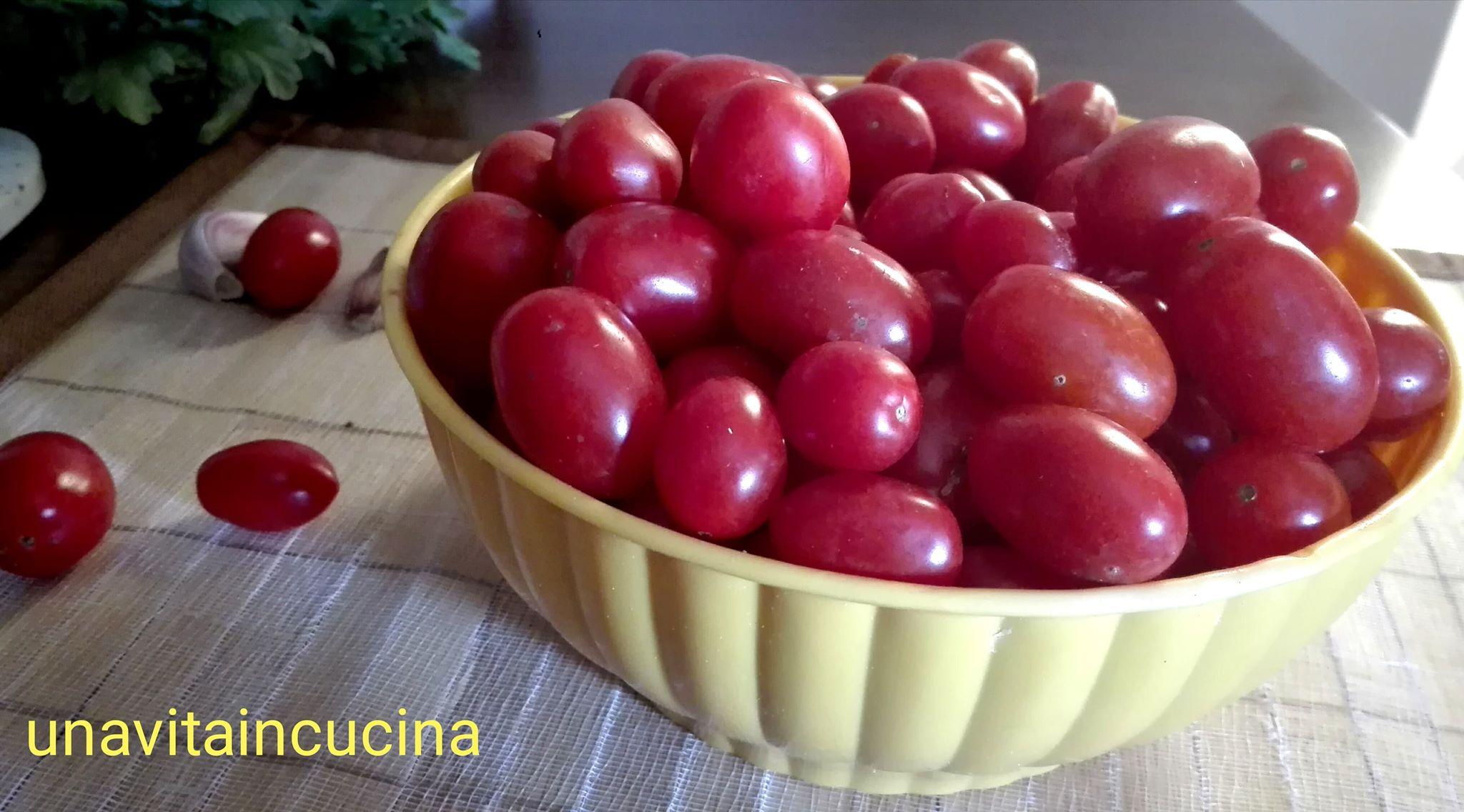 Conserva di pomodorini
