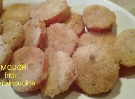 Pomodori fritti