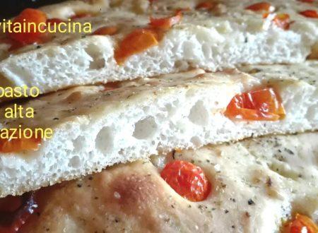 Pasta di pane ad alta idratazione