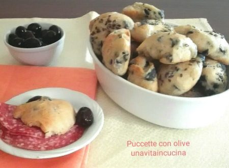 Puccette alle olive