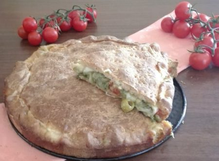 Torta salata alla siciliana