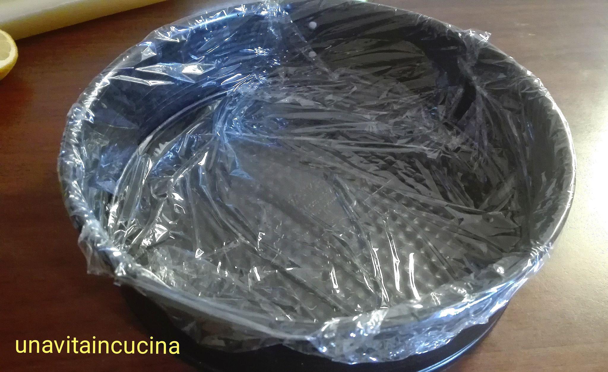 Cheesecake panna e fragole