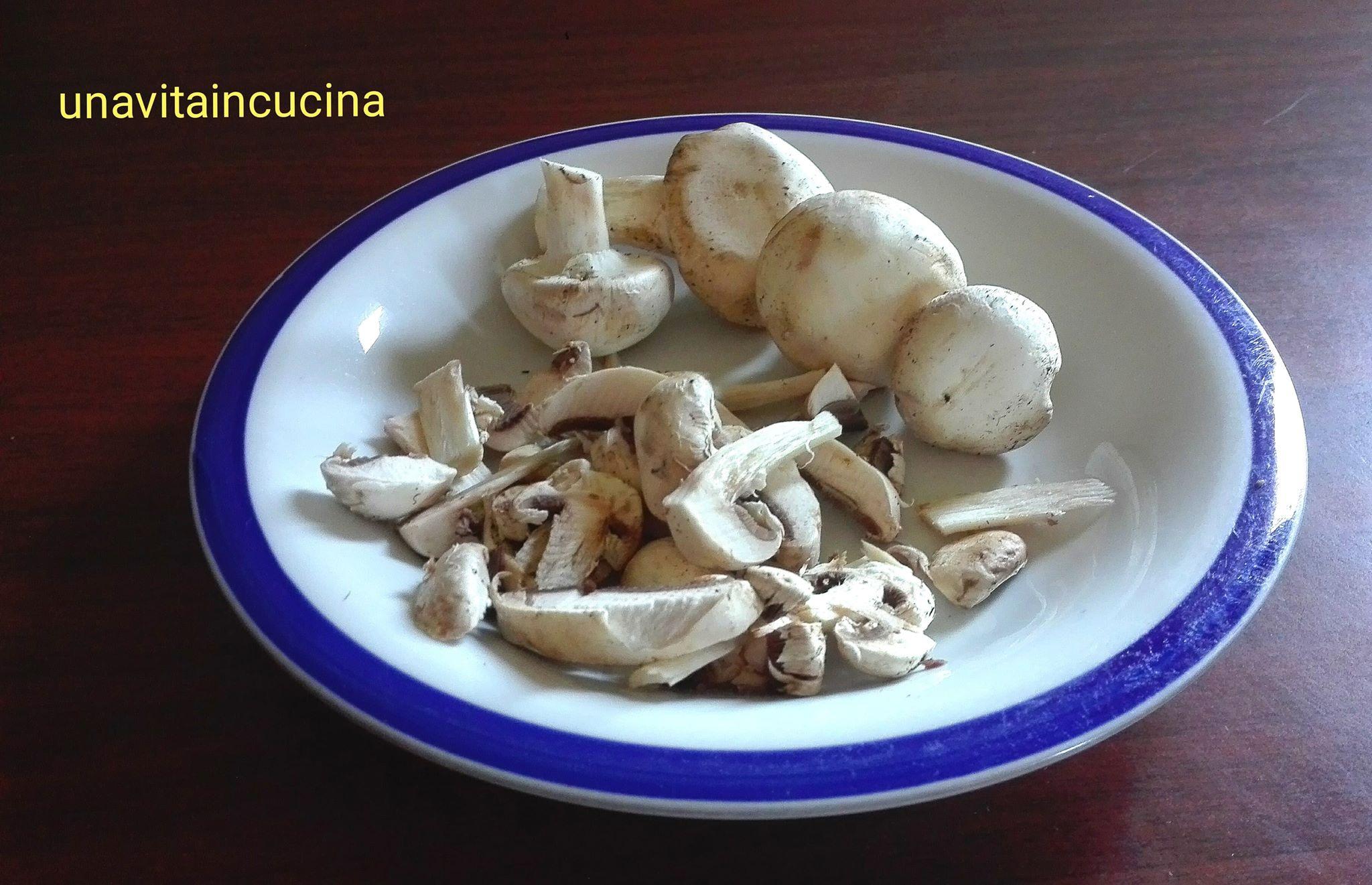 Crema di funghi