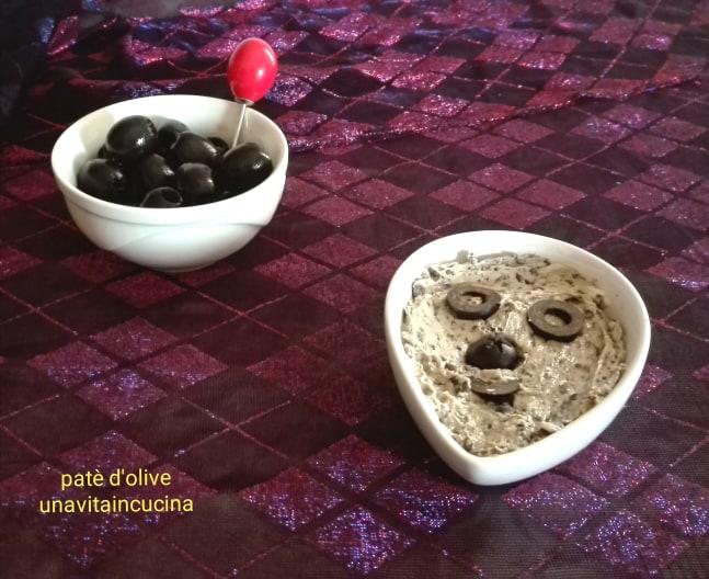 Patè d'olive