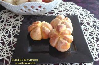 Zucche alla curcuma