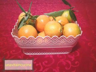 Aperitivo al mandarino