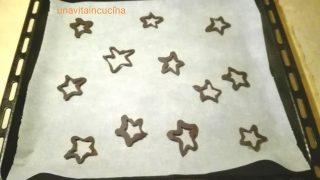Pasta biscotto stellata