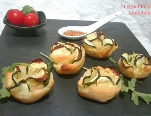 Stuzzichini di zucchina