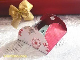 Confezione per card