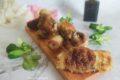 Involtini di pancetta fresca