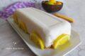 Semifreddo al cocco e limone