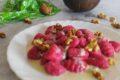 Gnocchi con gorgonzola e noci