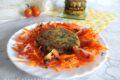 Burger di spinaci e carote